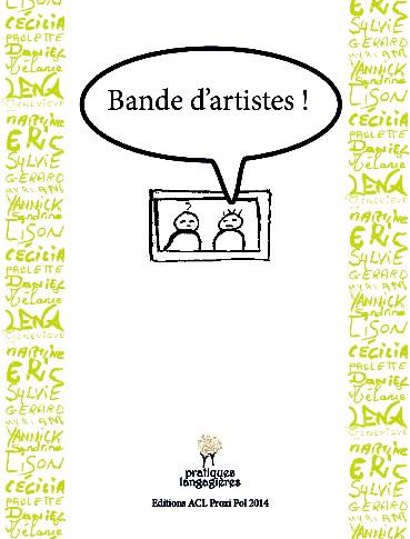 Bande d'artistes ! Bande dessinée par ACL PROXI POL à Saint-Pol-sur-Mer