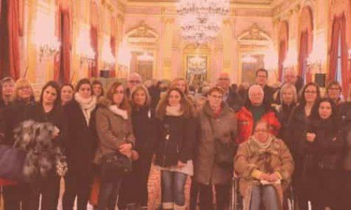 Sortie à l'Assemblée Nationale à Paris